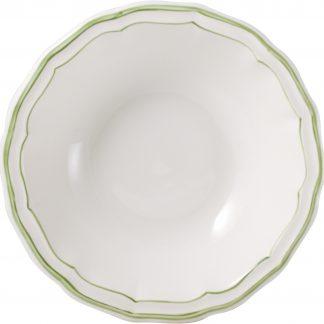 Gien Filet Vert Cereal Bowl