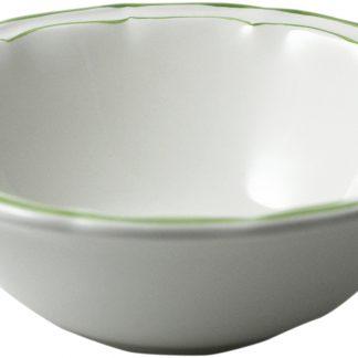 Gien Filet Vert Cereal Bowls Xl Set Of 2