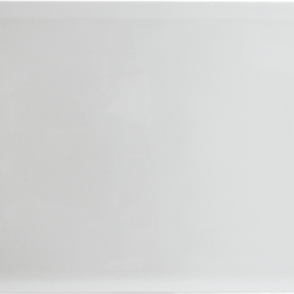 Gien Handled Cheese Tray 2-Handled Cheese Tray White