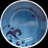 Gien Indigo Dessert Plate