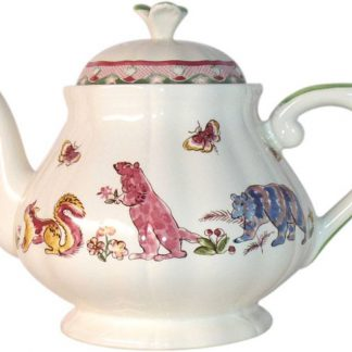 Gien Jardin Imaginaire Teapot
