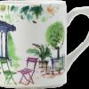 Gien Jardins Extraordinaires Mug - Paris