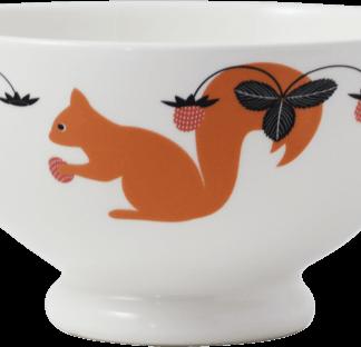 Gien Le Secret Bowls - Set Of 2