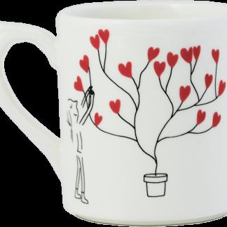 Gien Les Amoureux Mug