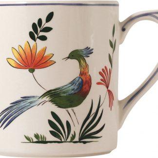 Gien Oiseaux De Paradis Mug