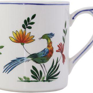 Gien Oiseaux De Paradis Mug Xl