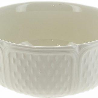 Gien Pont Aux Choux Blanc Cereal Bowl White