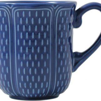 Gien Pont Aux Choux Bleu Mug