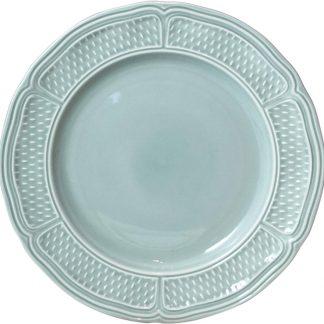 Gien Pont Aux Choux Celadon Dessert Plate
