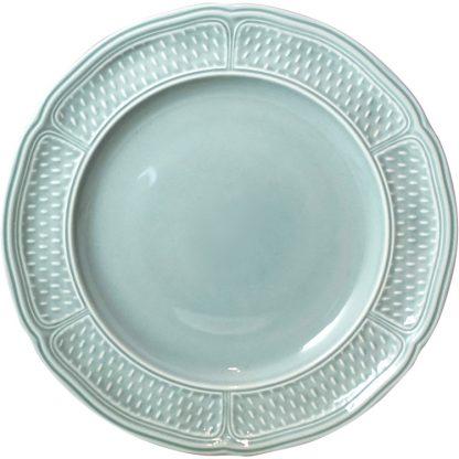 Gien Pont Aux Choux Celadon Dinner Plate