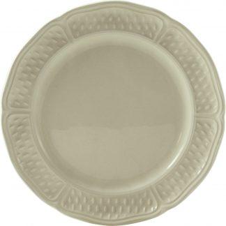 Gien Pont Aux Choux Cream Canape Plate