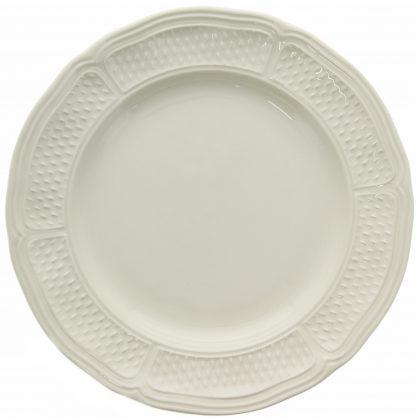 Gien Pont Aux Choux Cream Round Platter