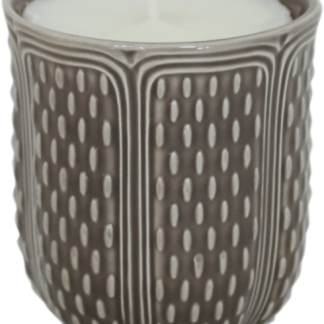 Gien Pont Aux Choux Scented Candle Taupe