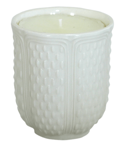 Gien Pont Aux Choux Scented Candle White