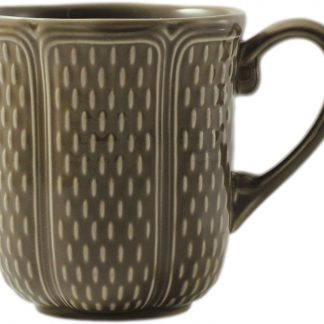 Gien Pont Aux Choux Taupe Mug Taupe