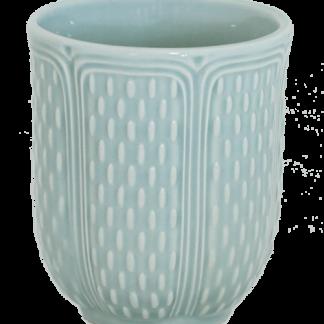 Gien Pont Aux Choux Tea Cup Earth Grey