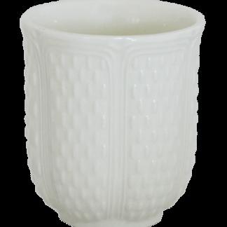 Gien Pont Aux Choux Tea Cup White