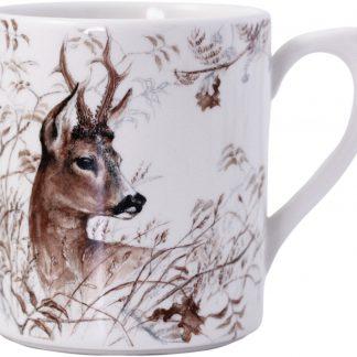 Gien Sologne Mug Xl Deer