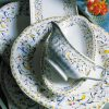 Gien Toscana Acrylic Serving Tray