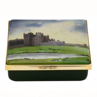 Halcyon Days Castle of Mey' by Keith Tilley Box