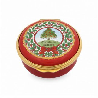 Halcyon Days Vintage Christmas Tree Box