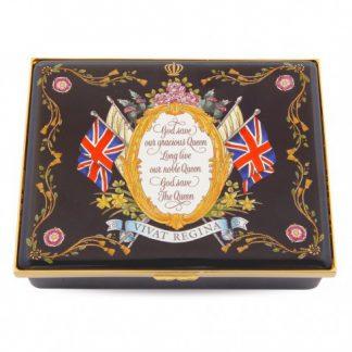 Halcyon Days Vivat Regina Royal Purple Prestige Box