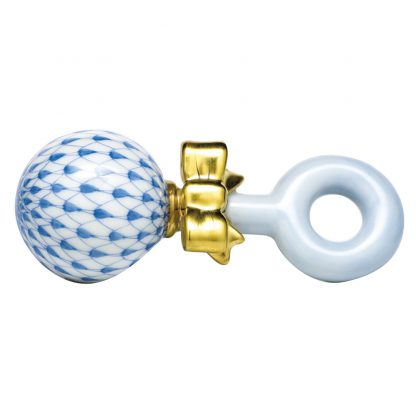 Herend Baby Rattle