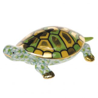 Herend Baby Turtle