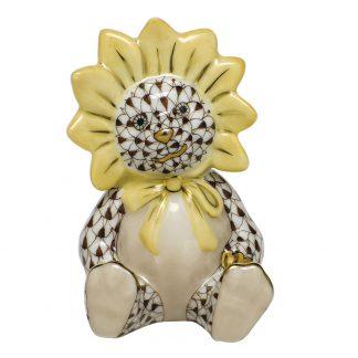 Herend Bears Sunflower Bear