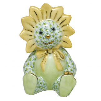 Herend Bears Sunflower Bear