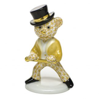 Herend Bears Tap Dance Bear