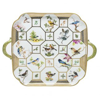 Herend Birds Of Herend Tray