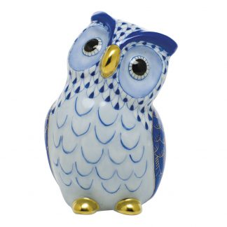 Herend Birds Owl