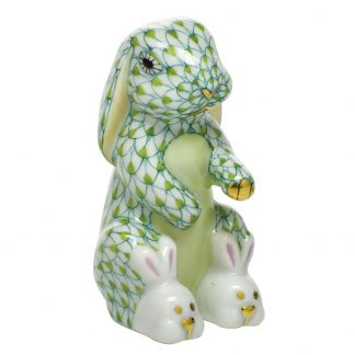 Herend Bunny Bunny Slippers