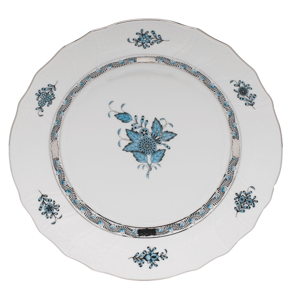Herend Chinese Bouquet Turquoise