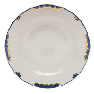 Herend Dessert Plate Blue