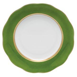 Herend Dessert Plate Fern