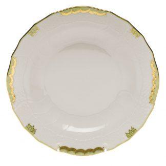 Herend Dessert Plate Green