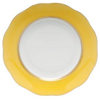 Herend Dessert Plate Lemon