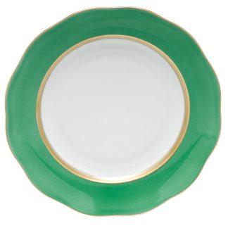 Herend Dessert Plate Mint