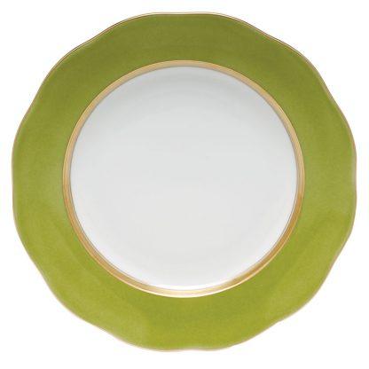 Herend Dessert Plate Olive