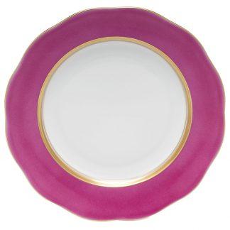 Herend Dessert Plate Raspberry