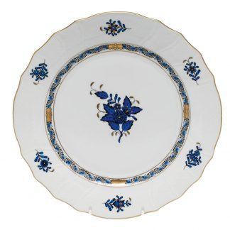 Herend Chinese Bouquet Black Sapphire