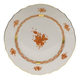 Herend Chinese Bouquet Rust