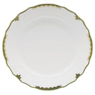Herend Dinner Plate Green