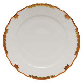 Herend Dinner Plate Rust