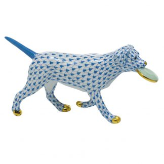 Herend Dogs Frisbee Dog