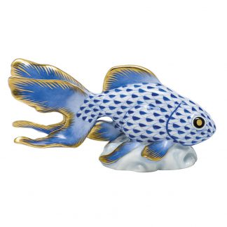 Herend Fantail Goldfish