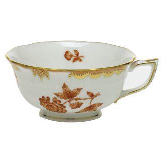 Herend Fortuna Rust Tea Cup