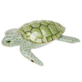 Herend Loggerhead Turtle